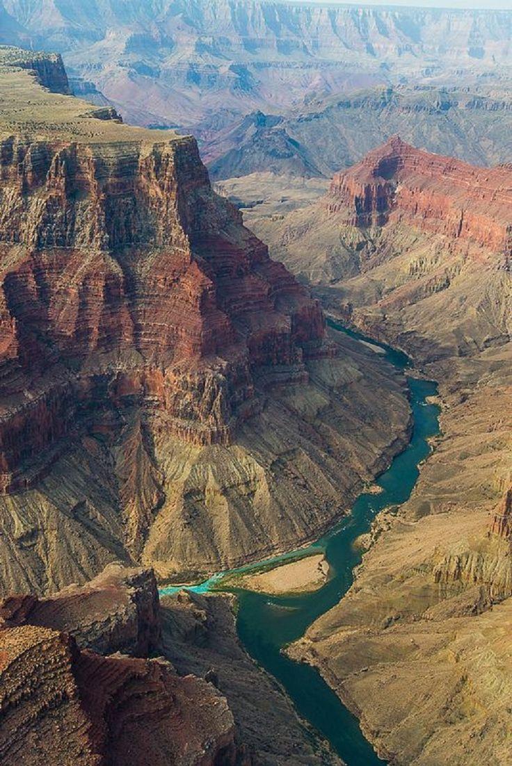 Colorado River, Grand Canyon National Park, Arizona