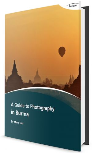 A Guide to Photography in Burma - front cover