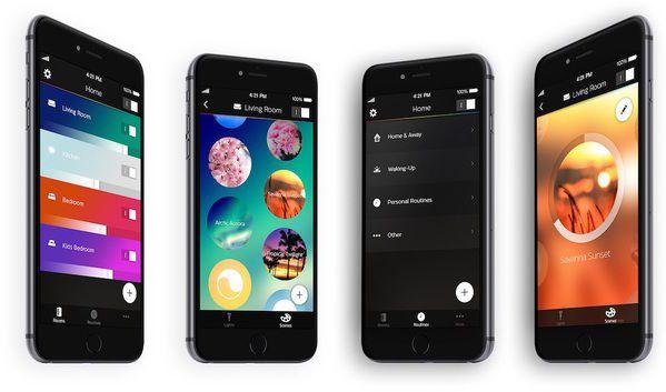 Smart home: 200 mobiele apps voor Philips Hue, persoonlijke verlichting