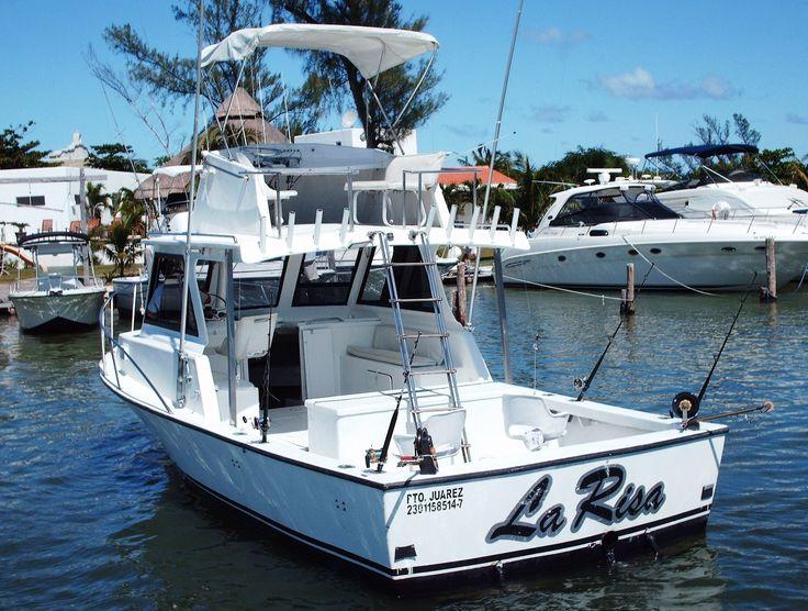 Small Sport Fishing Boats