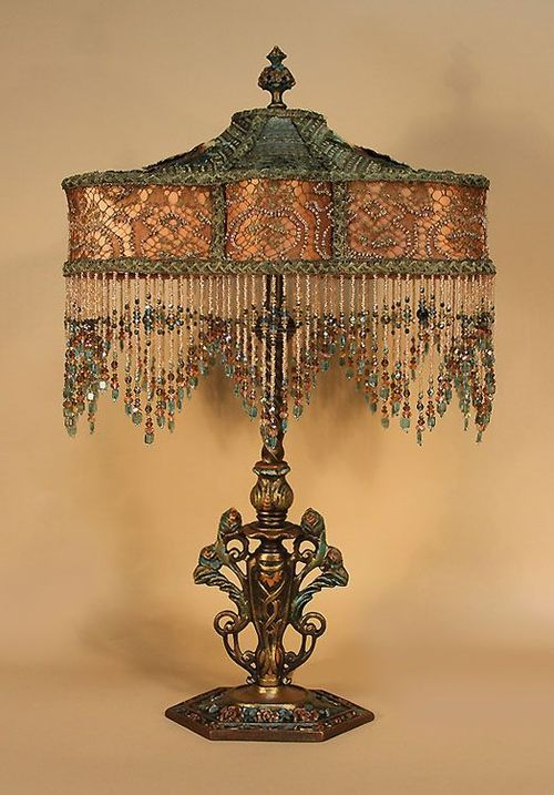 17 Best Images About Antique Vintage Lamps On Pinterest