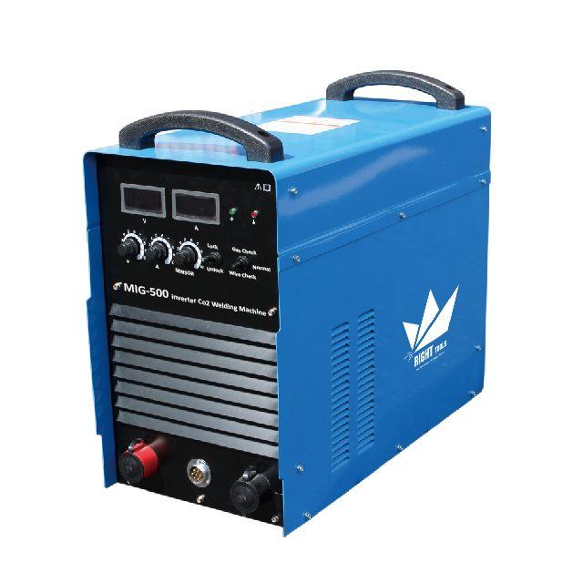 3P 380V mig mma 500 amp mig inverter welding machine price