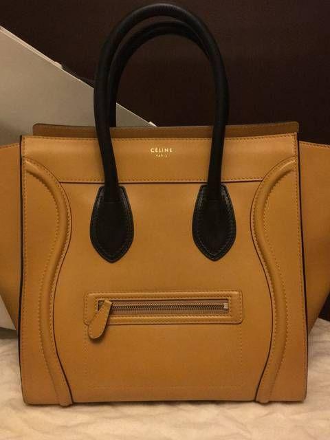 1a6c75b26d4c Celine Celine Medium Luggage Bag