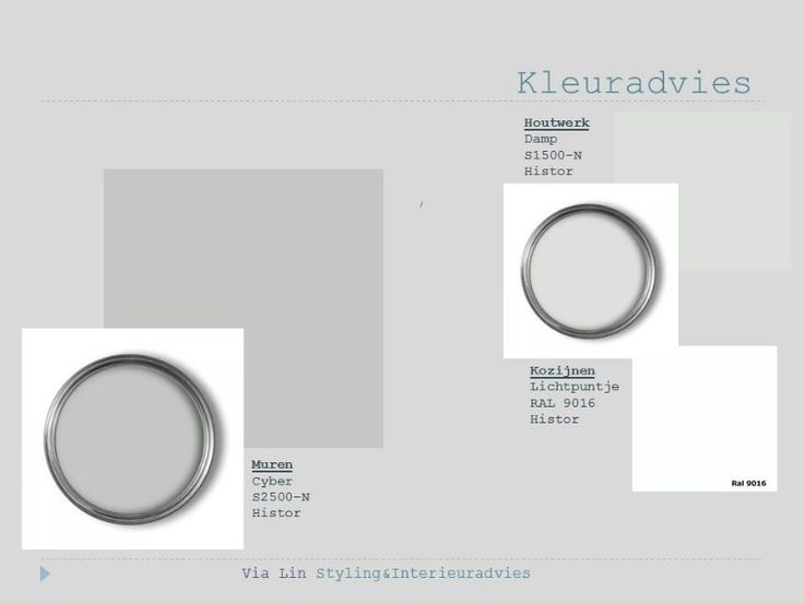 kleuradvies-histor-lichtpuntje-ral9016-damp-cyber-muurverf-lak