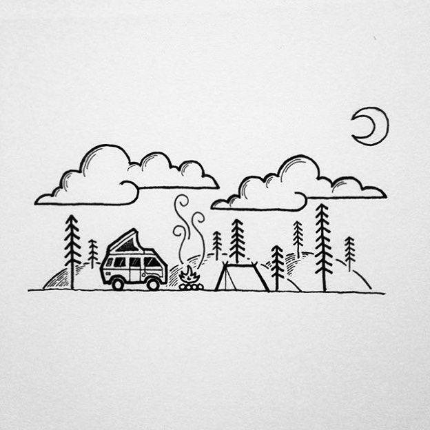 """3,415 харесвания, 55 коментара – David Powell (@david_rollyn) в Instagram: """"Camp vibes."""""""