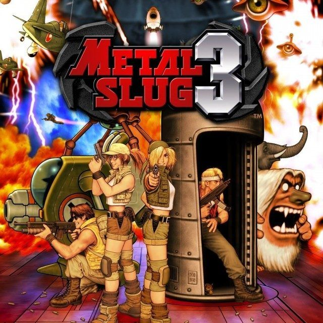Metal Slug 3 ps3 iso rom download | Gaming Wallpapers HD | Gaming