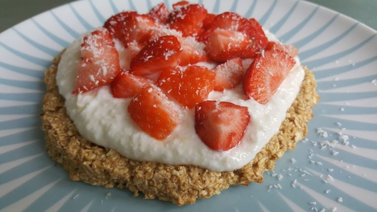 Summer Breakfast Pie