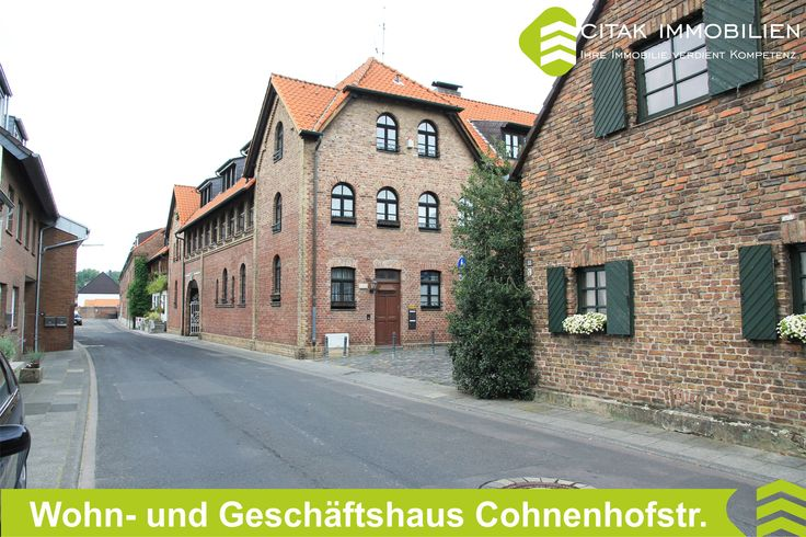 Köln-Merkenich-Wohn-und Geschäftshaus