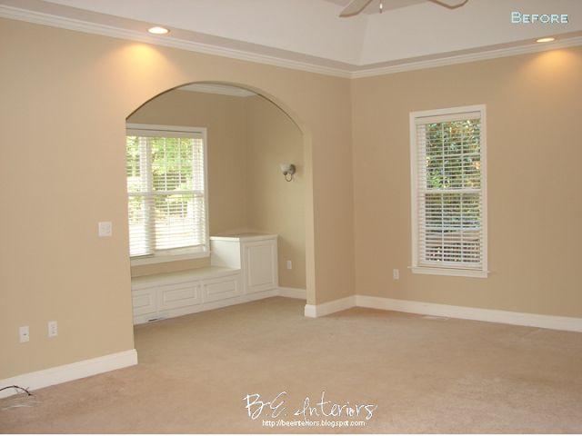 Sherwin Williams sand dollar. Living room. | House ...