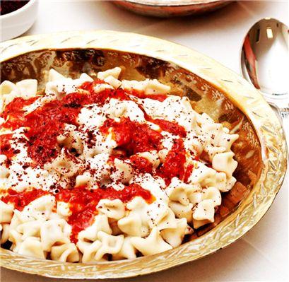 Manti - A complete guide to Turkish Food