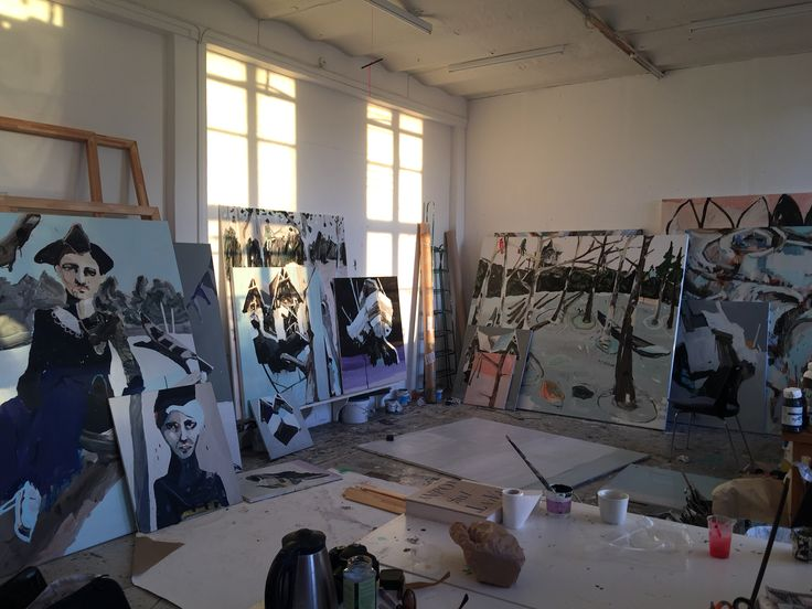 Mie Olise Studio 2015