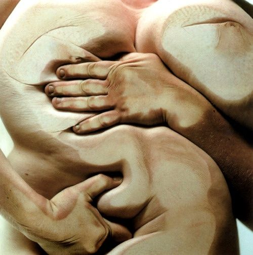Jenny Saville and Glen Luchford - Closed Contact