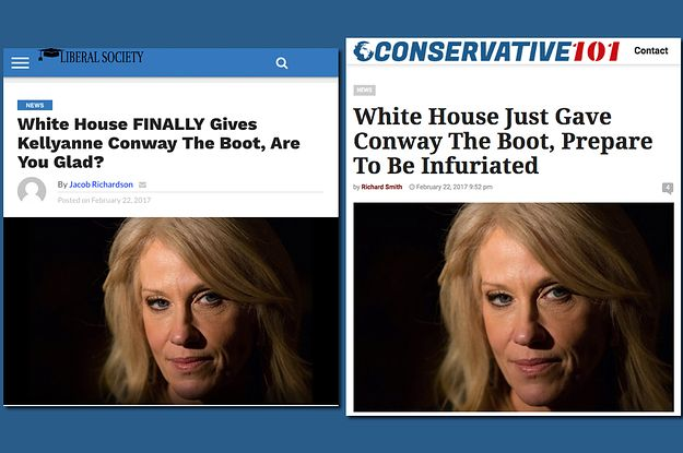 This Is How Your Hyperpartisan Political News Gets Made