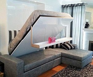 Floating Wall Bed