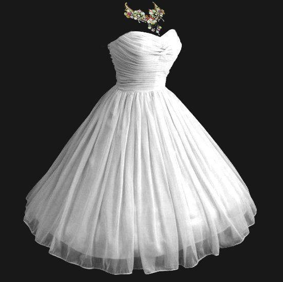 PLUS SZ...Custom Vintage 1950's 50s Style Pleated by pinkpurr