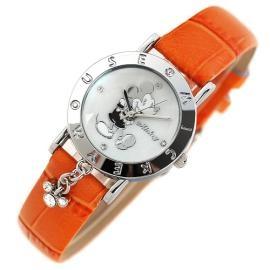 [본사정품]Disny 월트 디즈니 OW-035DOR 학생/여성/커플/캐릭터/미키마우스/컬러 패션 손목시계