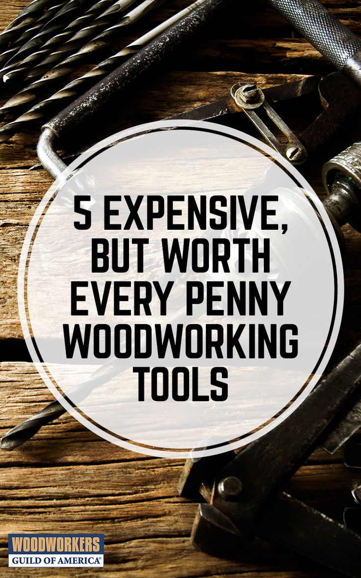 I've acquired my woodworking tools as I can afford them. The tools in this list might seem expensive, quirky, and even redundant, but stay with me and I'll prove their worth. Believe me, now that these woodworking tools are in my shop, I wish I'd invested in them earlier. So don't wait until you're setting up your 'retirement dream shop' before filling your toolbox with