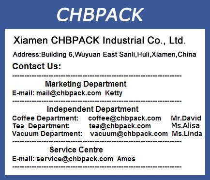 Contact us_Xiamen CHBPACK Industrial Co., Ltd. --Global packaging machine suppliers