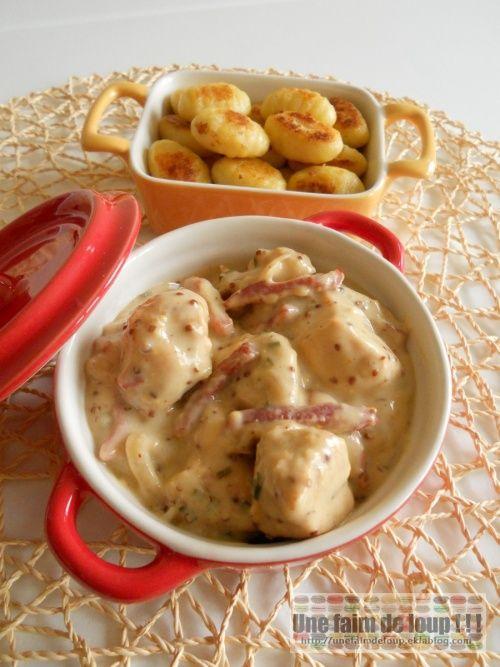 mijoté de poulet au cidre et moutarde à l'ancienne la recette sur ce blog : http://unefaimdeloup.eklablog.com/mijote-de-poulet-au-cidre-et-mourtarde-a-l-ancienne-a38287480