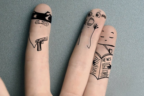 Adorable-Finger-Drawings