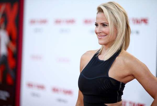 Brittany Daniel at Sex Tape Premiere in Westwood-04