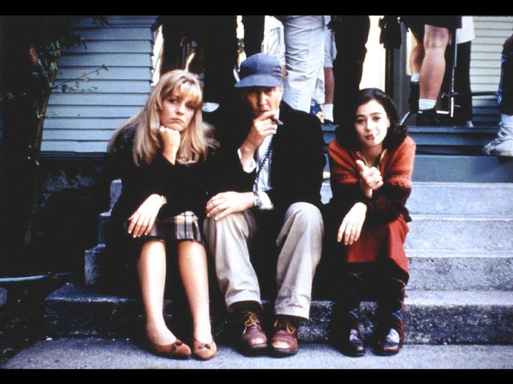 David Lynch, Sheryl Lee and Moira Kelly