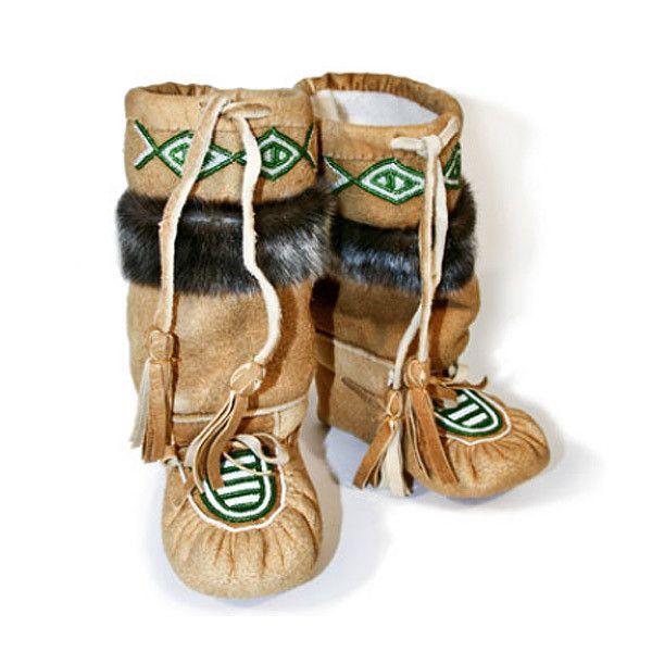 Boots Alaska Snow Mukluk