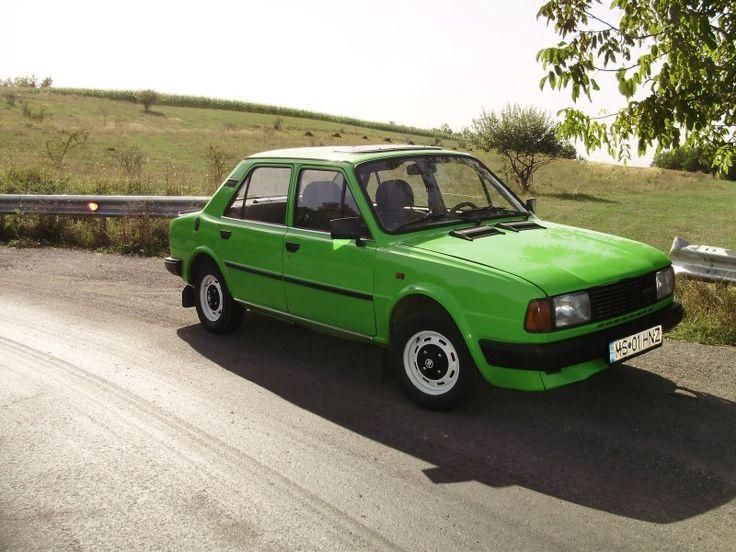 Skoda 120L - 1985