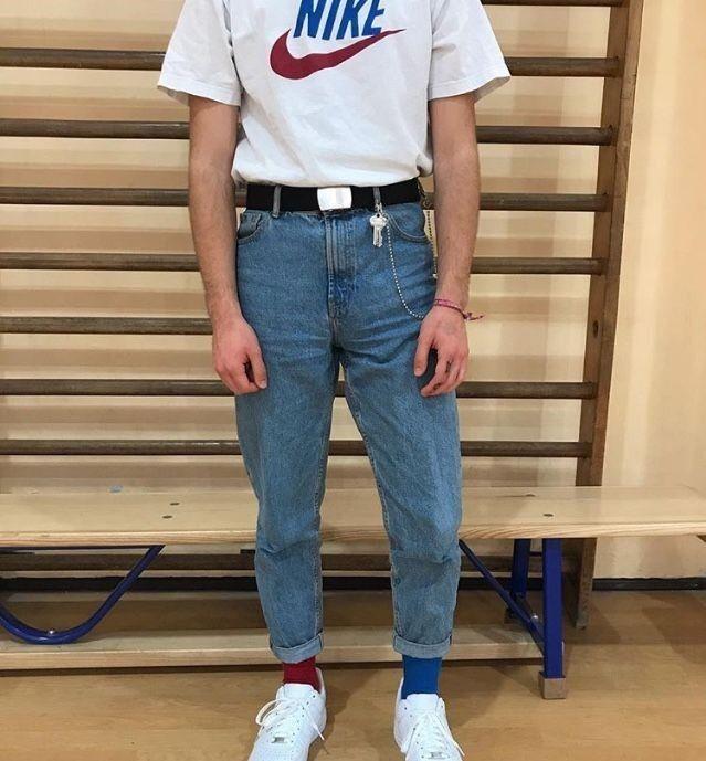 Pin By Semih Karaman On Men Style 90s Fashion Men Mens Fashion Streetwear Retro Outfits