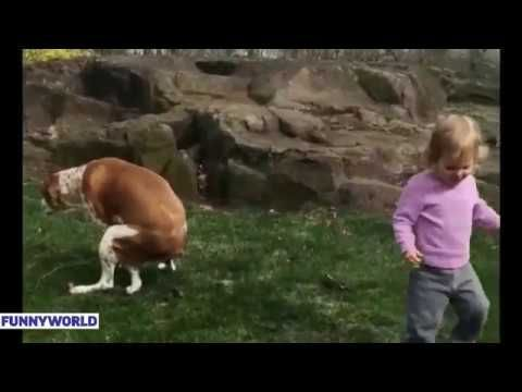 Funny kids videos - Try not to laugh or grin funny kids