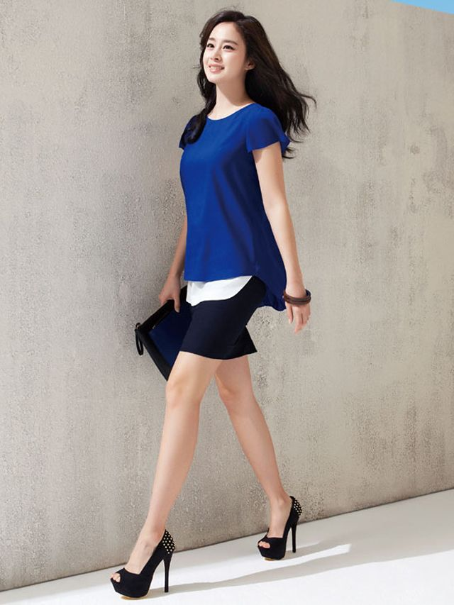 Kim Tae Hee -Isabey De Paris Summer Collection 2013