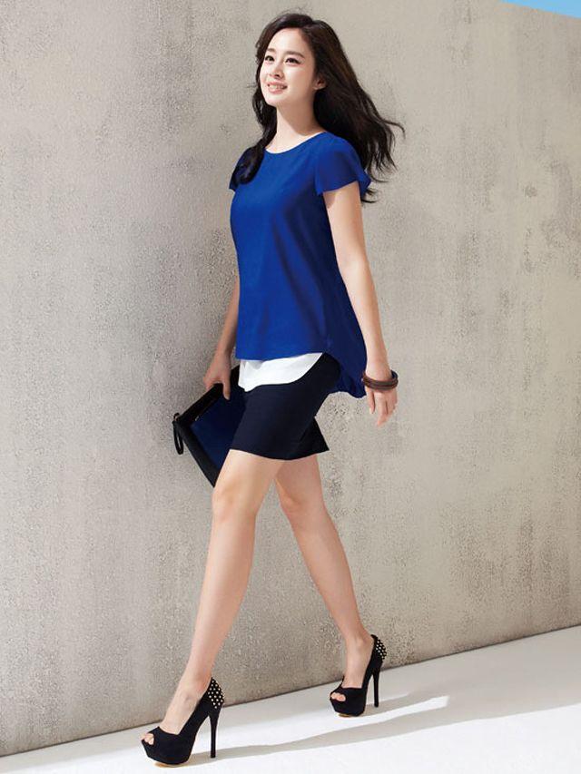 Kim Tae Hee Isabey De Paris Summer Collection 2013 Fashionistas Pinterest Paris Summer