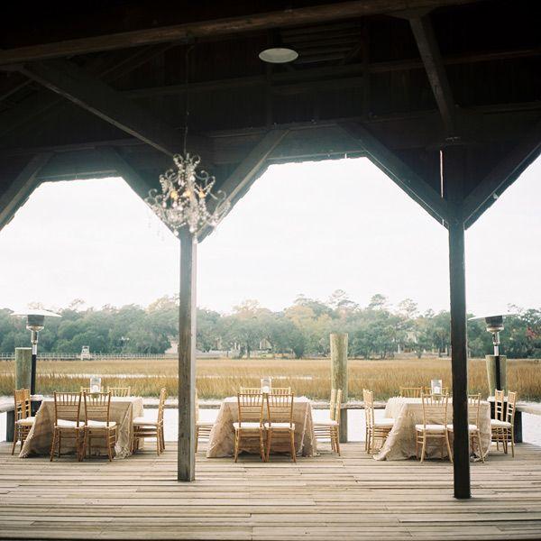 Cotton Dock Boone Hall Plantation Wedding Pictures Photos