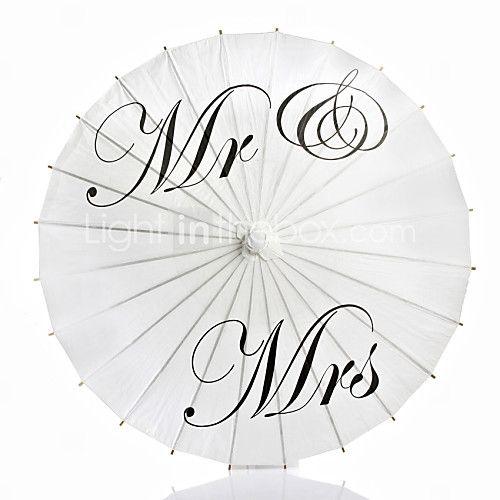 Ombrelli parasole - Ventaglio classico - Giardino / Asiatico - di Panno - di Bambù - USD $13.99