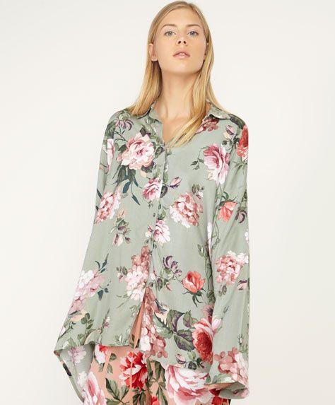 Tops & T-shirts for women | OYSHO United Kingdom