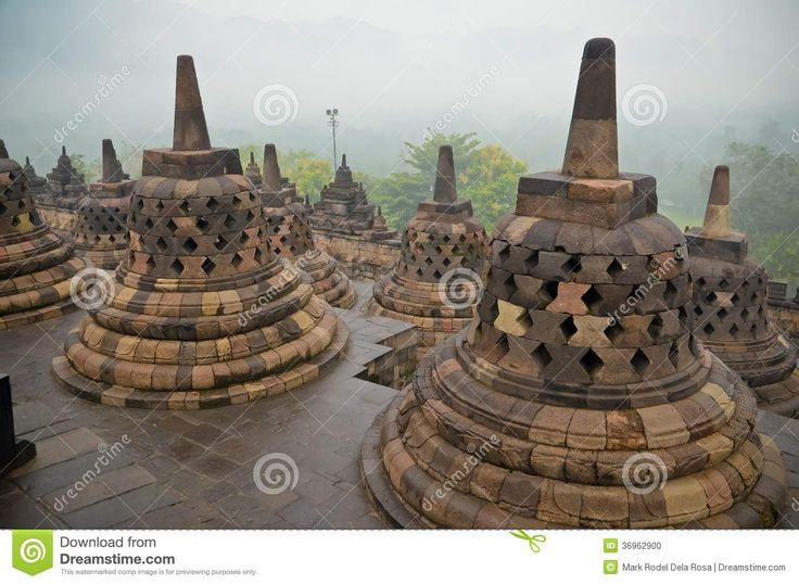 indonesia temple bell - Google Search