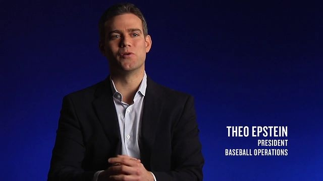 "A common theme at the 2013 Chicago Cubs Convention was the topic of ""The Cubs Way"".  This video from Terry Maday with interviews of Theo Epstein, Jed Hoyer, Jason McLeod, Anthony Rizzo and David Dejesus reflects the new look Chicago Cubs and the promise of the future!!"