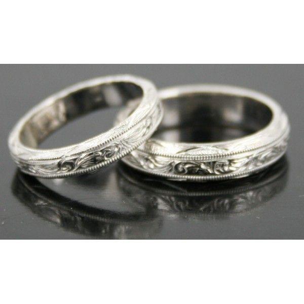 The Caruso Ethical Wedding Band : Eco Green Jewelry Houston, Eco Friendly  Wedding Bands Houston