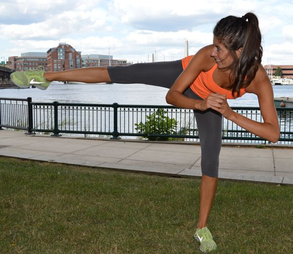 Lagree Fitness-Inspired Bodyweight Workout in 20 min, works the whole body