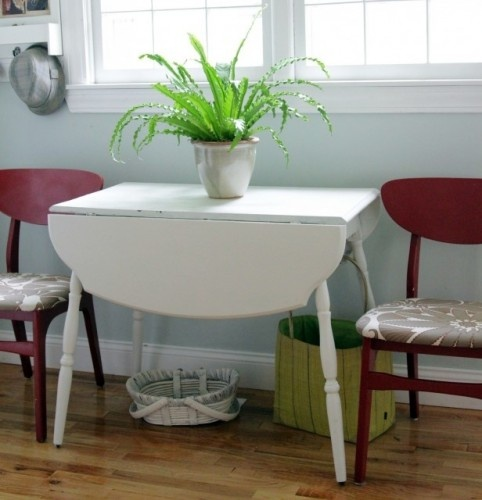 love drop leaf tables