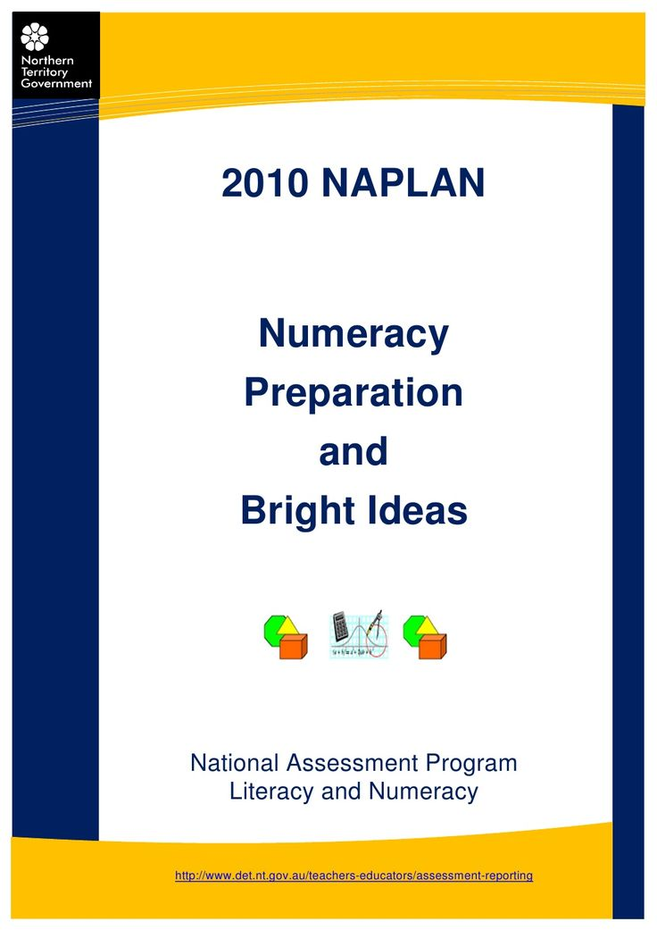 naplan-numeracy-prepbrightideas by G.j. Darma via Slideshare