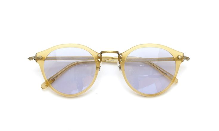 OLIVER PEOPLES sun [OP-505 SLB/AG] | archive collection | PonMegane