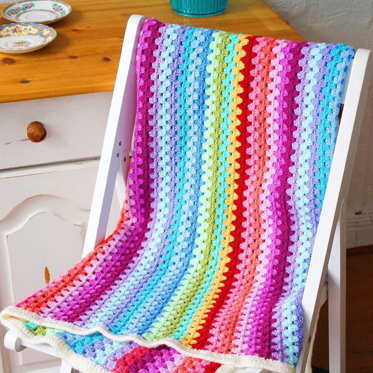 Although it is a bit too hot today to be thinking about blankets now is the time…