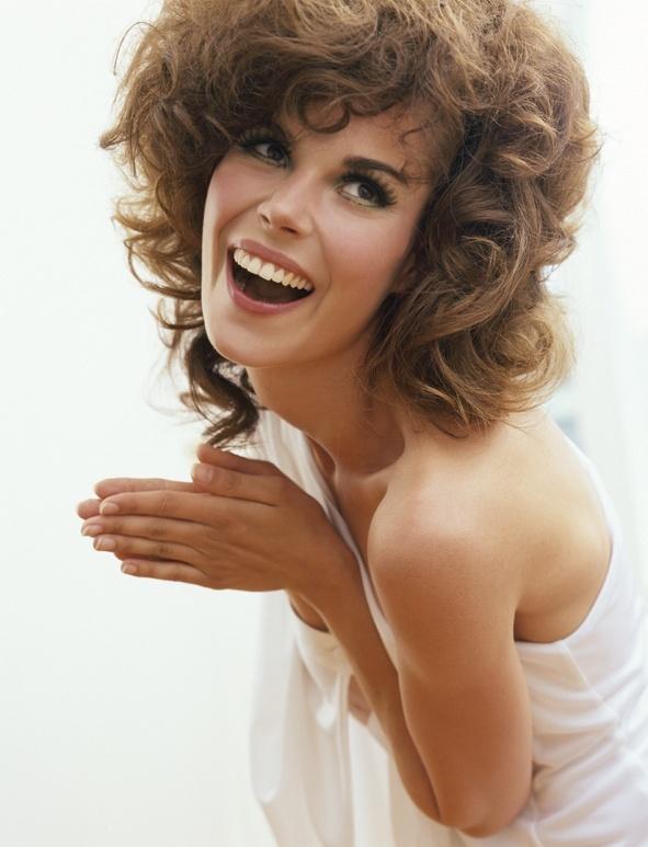 Ula Furlan, Slovenian actress for Subrina Professional
