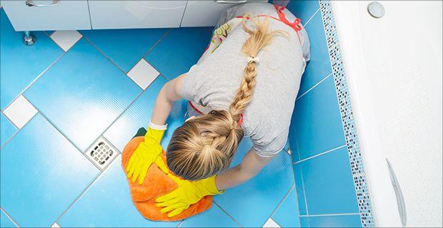 Standardgolvbrunnen får nuförtiden allt oftare ge vika för linjeavlopp, som för det mesta ligger invid väggen till exempel i badrummet.