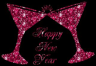 Animated Happy New Year GIF | Some New Exciting Happy New Year 2013 SMS for your Close-ones... (1)