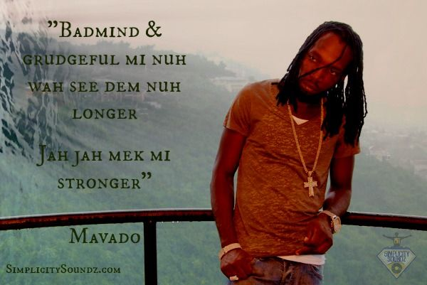 MAVADO | DANCEHALL QUOTES N SONGS | Songs, Motivation, Quotes