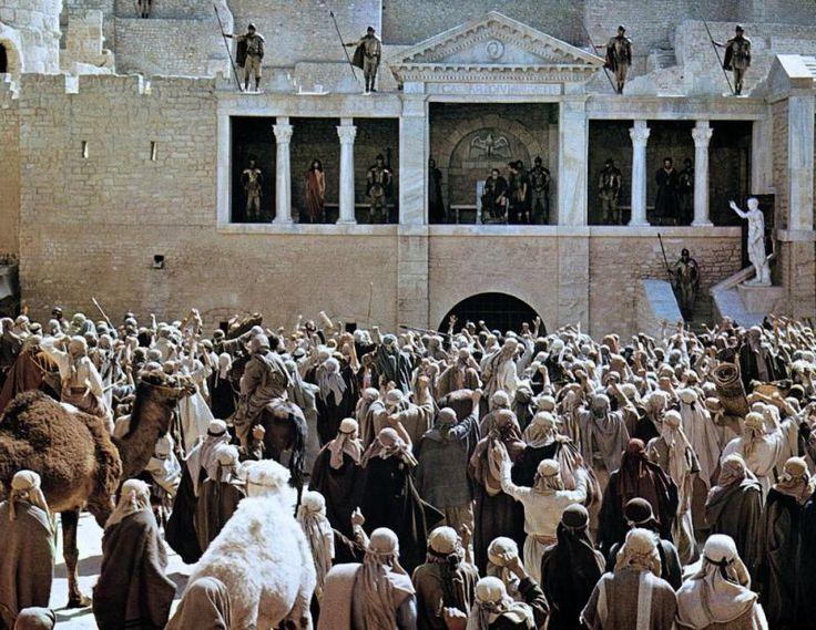 Rod Steiger, Jesus von Nazareth (1), Jesus von Nazareth, Jesus von Nazareth (4), Jesus von Nazareth (2), Jesus von Nazareth (3)