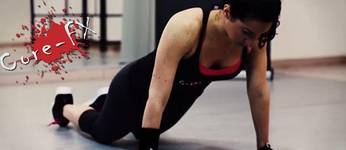 Workout con esercizi base per tonificare tutto il corpo! Ottimo allenamento per chi è all'inizio oppure per fare un workout leggero, ma efficace! #corefxfitness #workout #beginners #totalbody #principianti #bodyweight #fintess #fitnessroutine #eatcleantraindirty