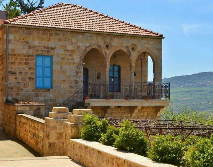 Old Lebanese Houses In 2019 House Design Pictures Indian